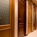 Межкомнатные двери. ДВП, МДФ, натуральная древесина.
