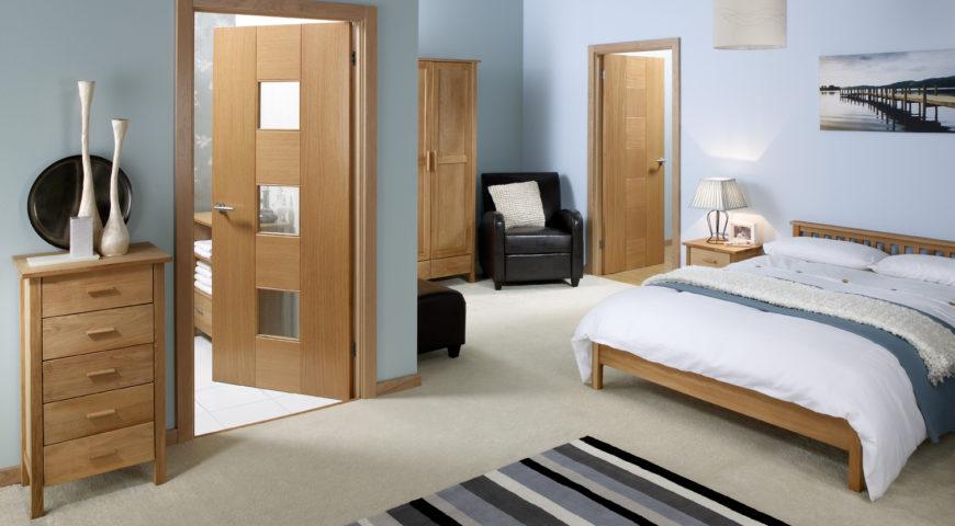 Как выбрать дверь в спальню?